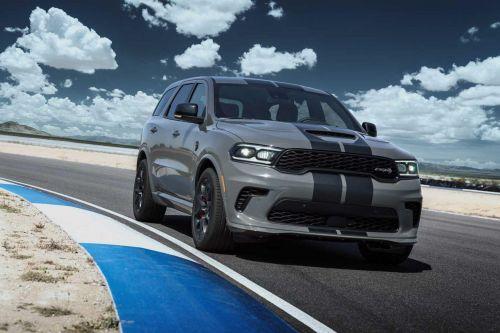 Самому мощному Dodge Durango SRT Hellcat пробудет на конвейере всего полгода