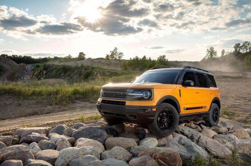Ford представил еще и доступный 5-дверный Bronco Sport