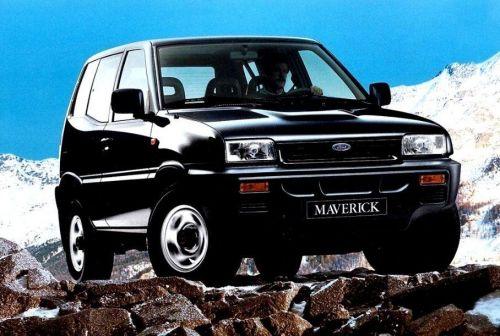 Ford собрался возродить еще одно имя для своих внедорожников