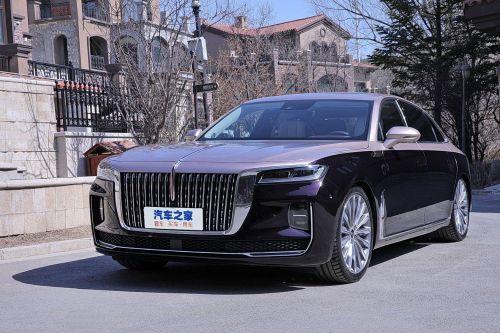 """Китайский производитель правительственных лимузинов выходит на """"гражданский"""" рынок"""