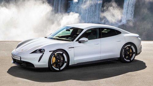 Продажи Porsche Taycan не оправдали ожиданий