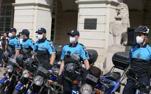 Во Львове появилось особое подразделение патрульной полиции - полиц