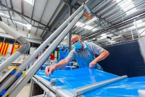 Как завод Nissan в Сандерленде помогал в борьбе с коронавирусом