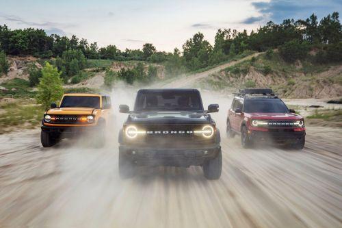 Спрос на Ford Bronco превзошел все ожидания. Очередь на него уже достигла 1,5 года