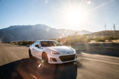 Subaru завершает производство спорткара BRZ
