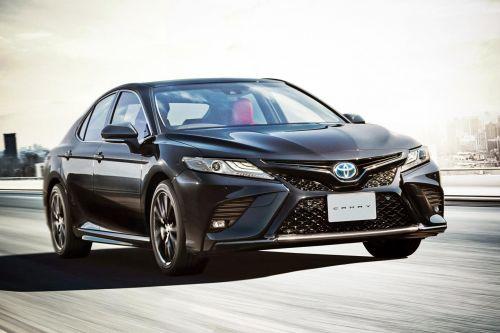 Toyota выпустит специальную версию к 40-летнему юбилею Camry