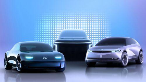 У Hyundai появился отдельный бренд для электромобилей