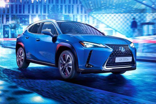 Первый электрокроссовер от Lexus прибудет в Европу в 2021 году