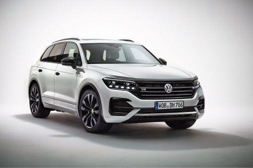 Volkswagen завершает производство дизельной версии V8 для Touareg