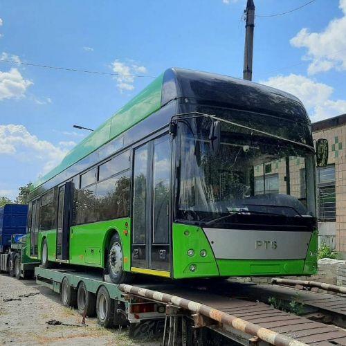 В Украине появился еще один производитель троллейбусов