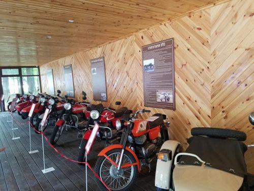 Какой музей мотоциклов есть на трассе Киев-Одесса. Видео - музей