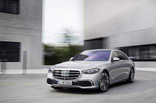 Чем будет удивлять новый Mercedes-Benz S-Class - Mercedes-Benz