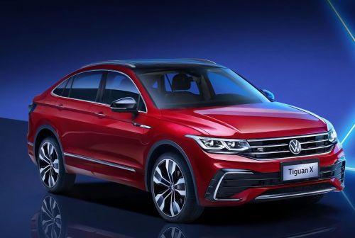 У  Volkswagen Tiguan появится версия с кузовом купе