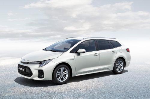 Toyota поделится еще одной своей моделью с Suzuki