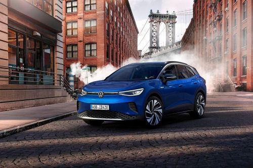 Первую партию электрических кроссоверов Volkswagen ID.4 раскупили за сутки