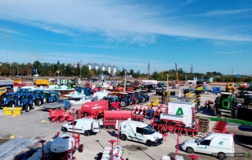 В Украине стартовала выставка АгроЭкспо-2020 в Кропивницком