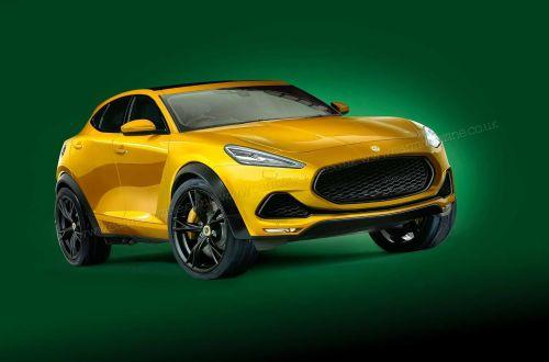 Lotus до конца года начнет производство нового кроссовера на платформе Volvo