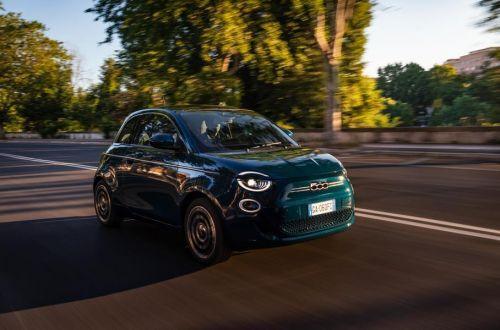 У Fiat-500 в новом поколении появится пассажирская дверь - Fiat
