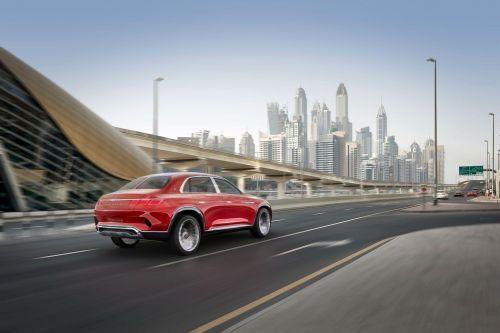 Mercedes-Benz придумал новый класс авто - SUL. Что это такое