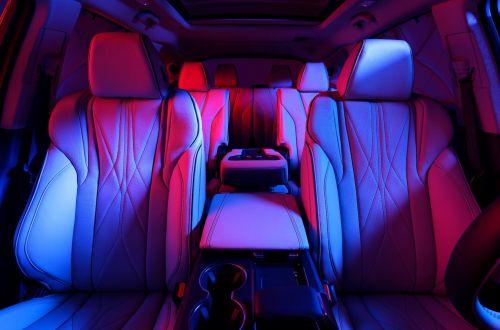 Acura показала салон нового поколения MDX - Acura