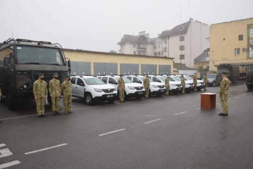 Пограничники получили новую технику для патрулирования и защиты границ