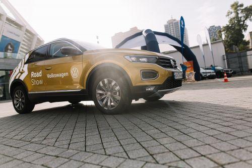 Volkswagen проводит увлекательные SUV&Pick-Up Road Show в городах Украины