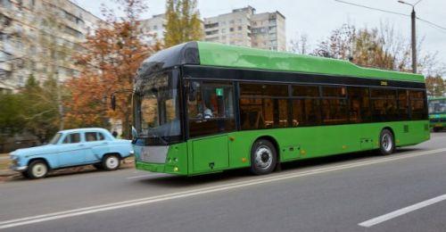 Харьков закупил 50 троллейбусов с автономным ходом у нового украинского производителя