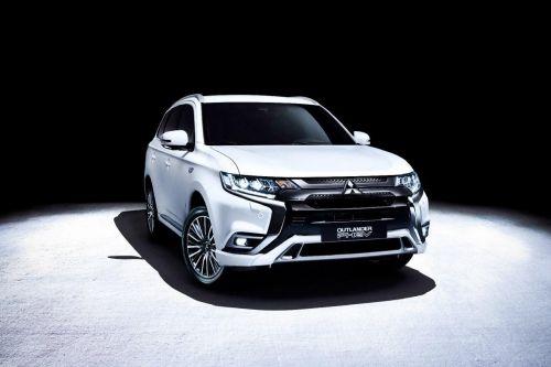 Mitsubishi анонсирует появление двух электромобилей и переведет 50% всех моделей на электрику