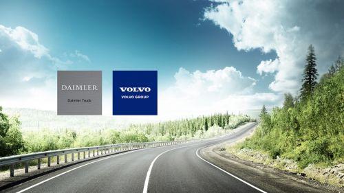 Volvo Trucks и Daimler объединятся для выпуска топливных элементов для грузовиков