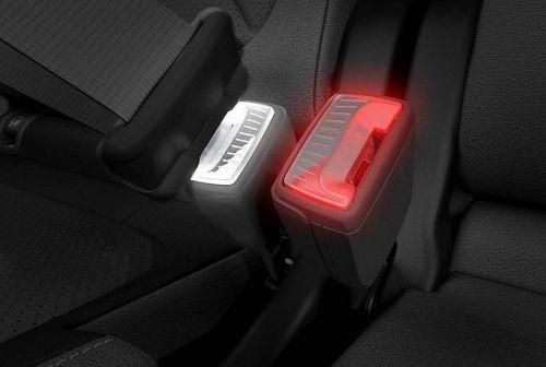 Skoda придумала, как с помощью цвета стимулировать пристегиваться ремнями безопасности