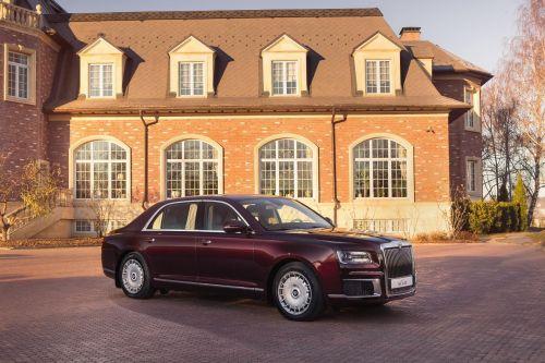 В проект российского лимузина Aurus вольют еще $100 млн.