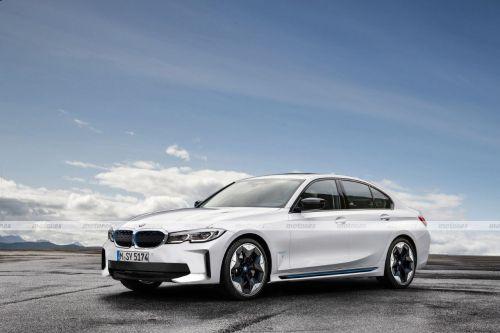 Каким будет новое поколение BMW i3 - BMW