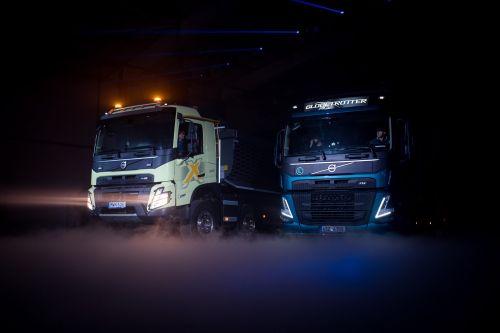 В Украине стартовали продажи новых грузовиков Volvo FH, FM и FMX