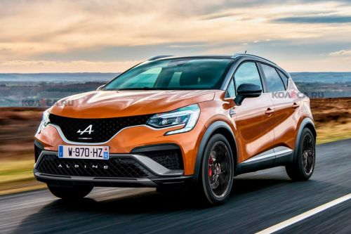 «Заряженный» Renault Captur выйдет под брендом Alpine