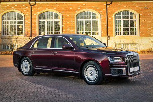 Стало известно, кто за деньги купил первый серийный российский лимузин Aurus Senat