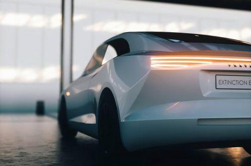 В Индии представили первый электромобиль премиум-класса с запасом хода 500 км