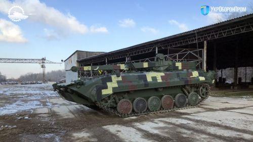 Львовский бронетанковый завод за два года восстановил более 50 танков Т-64 - танк