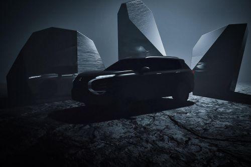 Mitsubishi продолжает интриговать новым Outlander - Mitsubishi