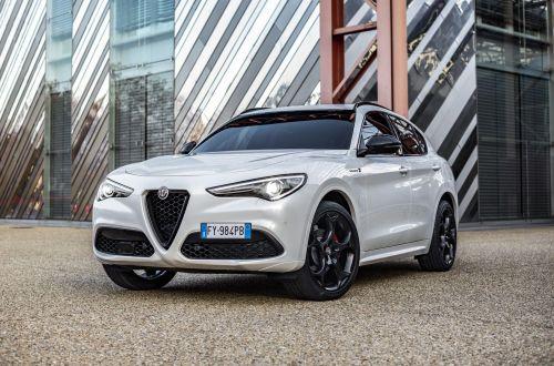 У Alfa Romeo Stelvio появилась дизайнерская спецверсия