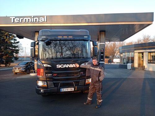 Что на практике дает программа обучения водителей от Scania. Реальные результаты
