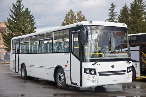 «Антонов» закупит 10 автобусов Богдан А14532