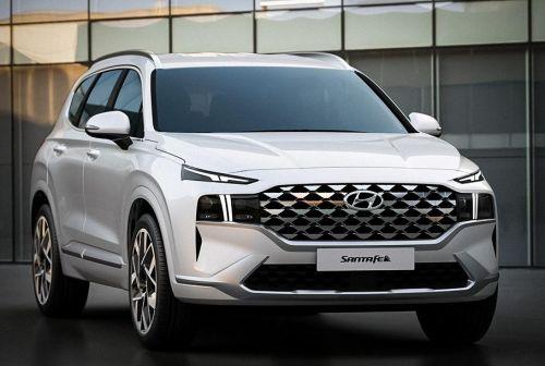 Новый Hyundai Santa Fe появится раньше, чем ожидалось
