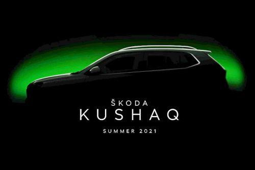 У Skoda появится компактный кроссовер Skoda Kushaq для индийского рынка