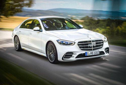 Mercedes-Benz отозвал в Германии новый S-класс из-за проблем с рулевым управлением