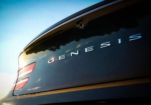 Genesis запатентовал имена для 6 электрокаров