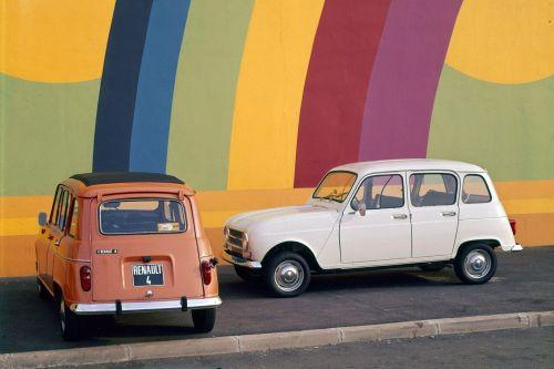 Renault возродит легендарную модель 4L