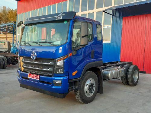 На украинском рынке появился новый 14-тонный грузовик  - Dayun