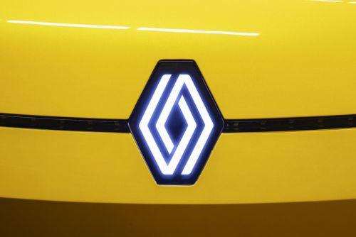У Renault теперь новый логотип