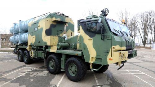 """ВМС Украины получили первый комплекс береговой охраны """"Нептун"""""""