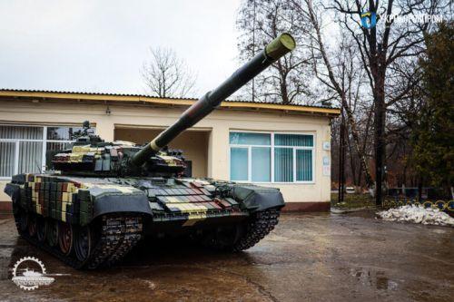 Львовский бронетанковый завод передал новую партию модернизированных танков